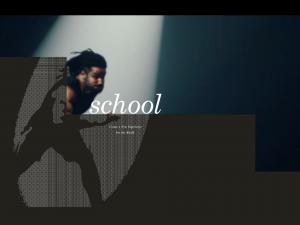 學校|視覺&互動制作酷站欣賞